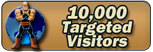 10,000 Targeted Visitors