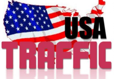 1 Year Unlimited Traffic campaign to USA Visitors